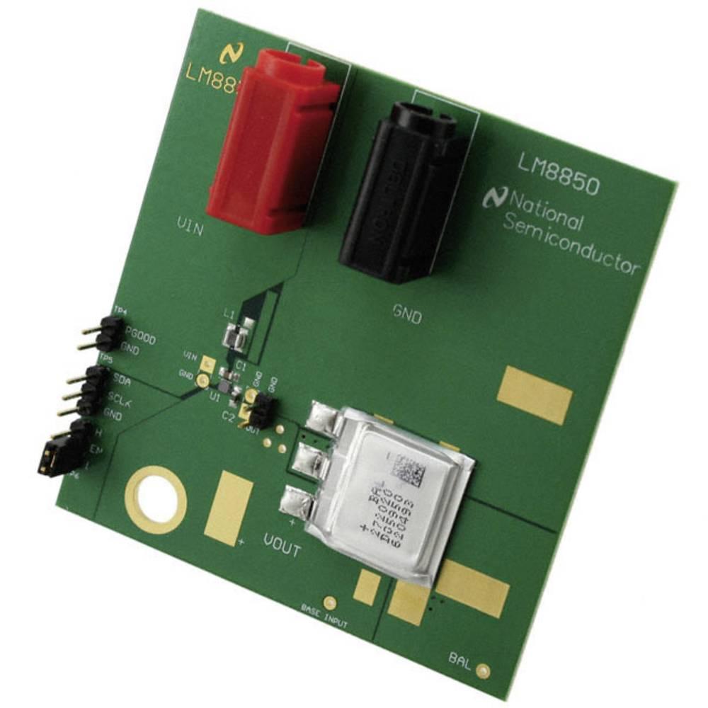 Razvojna plošča Texas Instruments LM8850UREV/NOPB