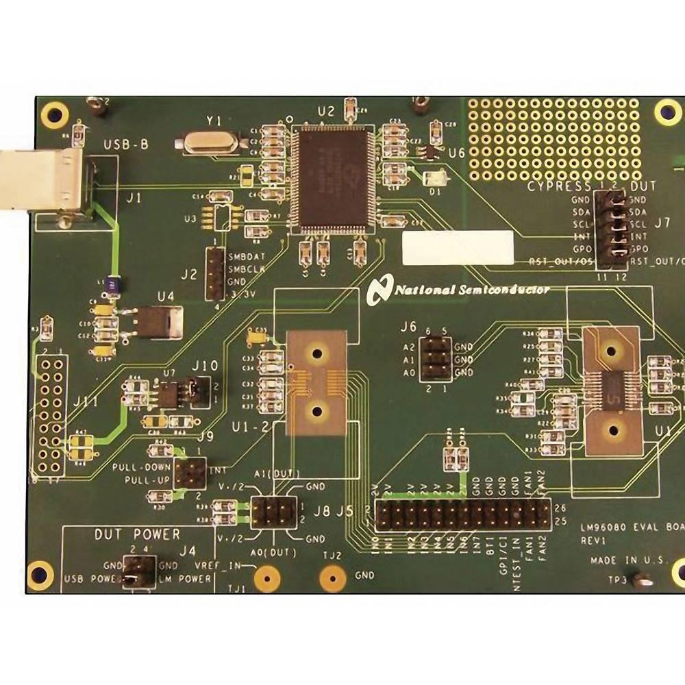Razvojna plošča Texas Instruments LM96080EB/NOPB