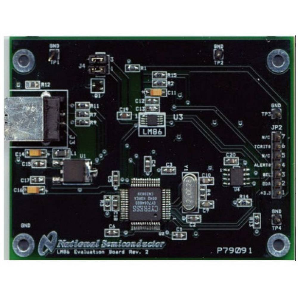 Razvojna plošča Texas Instruments LM99EVAL/NOPB