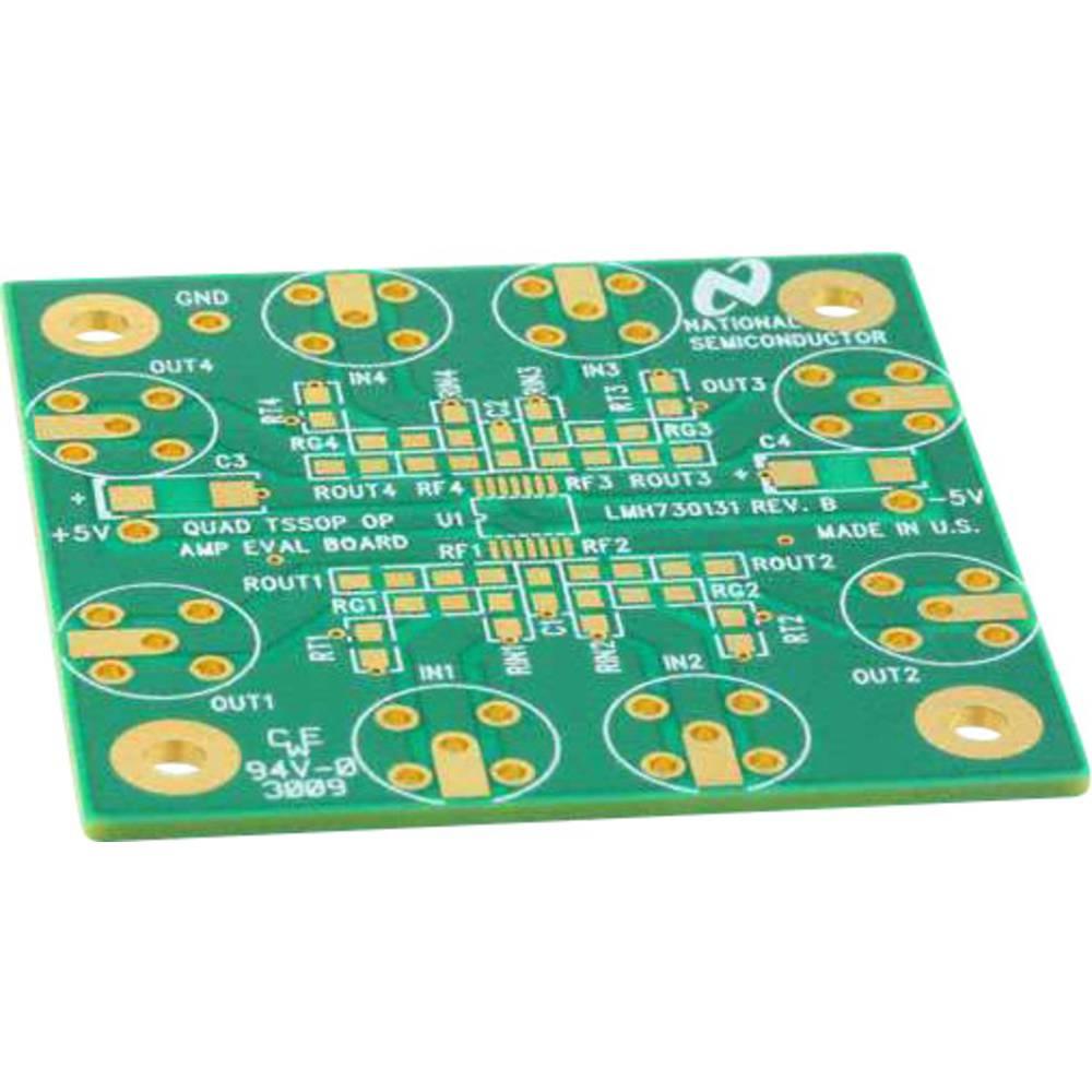 Razvojna plošča Texas Instruments LMH730131/NOPB