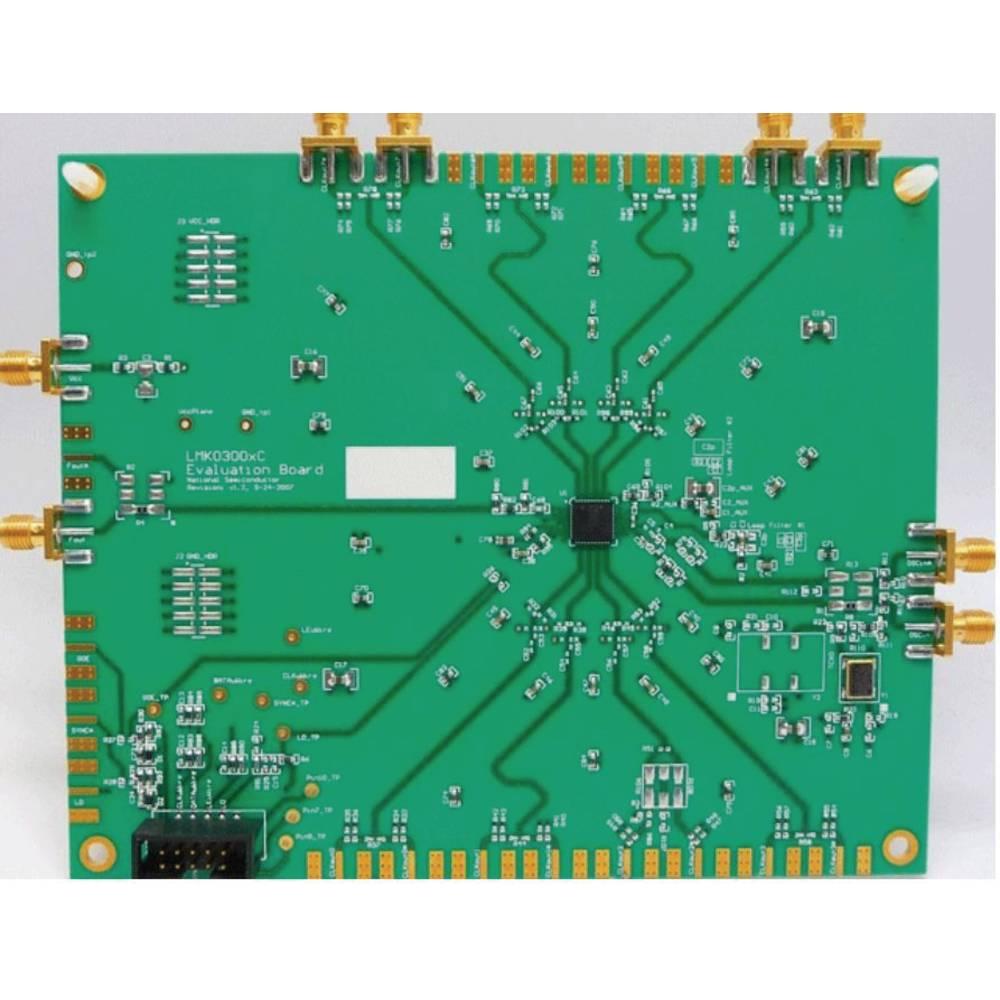 Razvojna plošča Texas Instruments LMK03002CEVAL/NOPB
