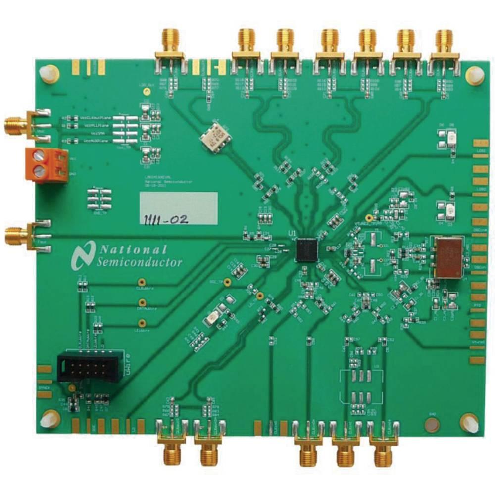 Razvojna plošča Texas Instruments LMK04100EVAL/NOPB