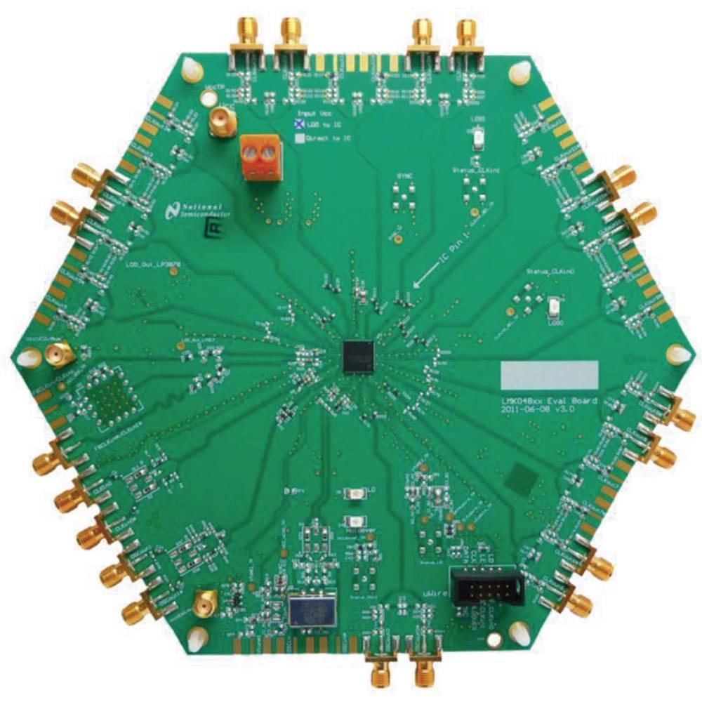 Razvojna plošča Texas Instruments LMK04805BEVAL/NOPB