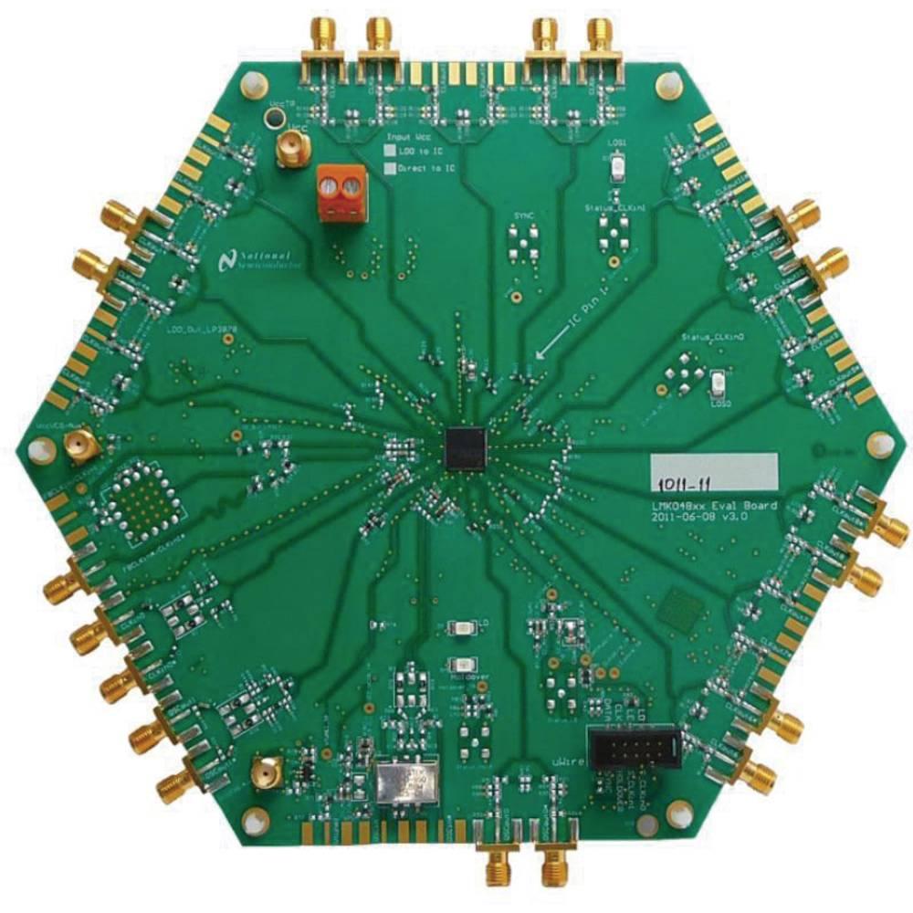 Razvojna plošča Texas Instruments LMK04816BEVAL/NOPB