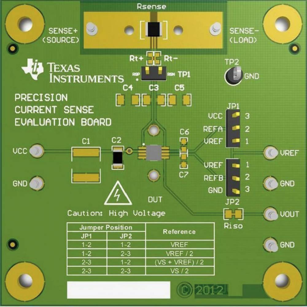 Razvojna plošča Texas Instruments LMP8480MEVM-S/NOPB