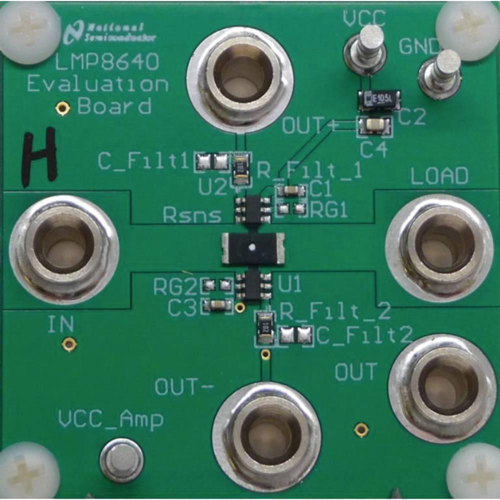 Razvojna plošča Texas Instruments LMP8640HV-HEVAL/NOPB