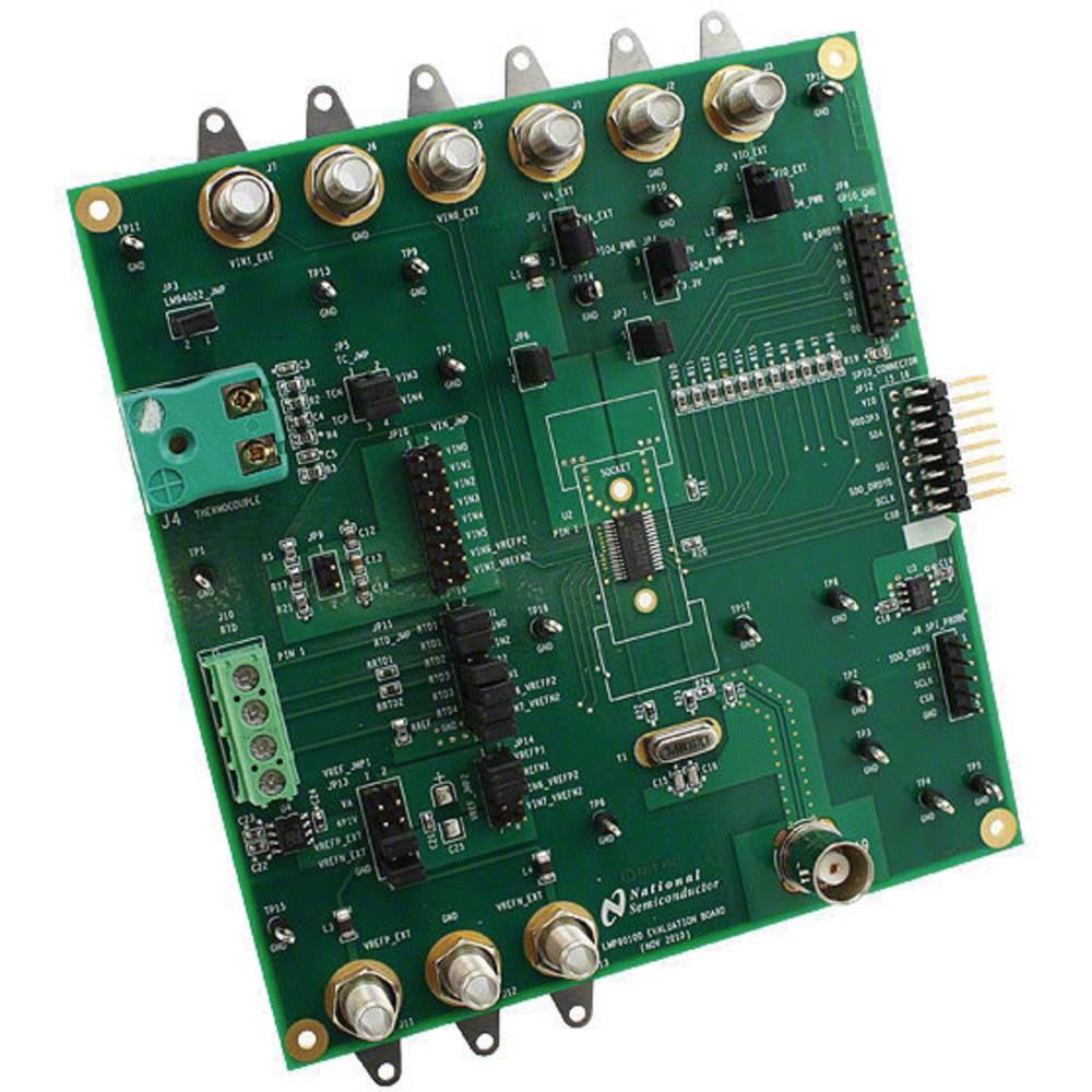 Razvojna plošča Texas Instruments LMP90100EB/NOPB