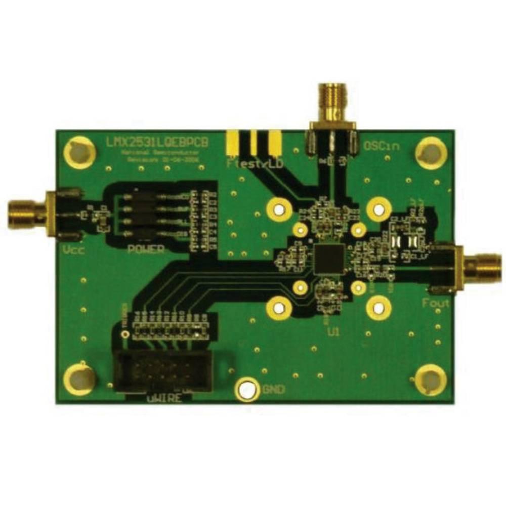 Razvojna plošča Texas Instruments LMX25311146EVAL/NOPB