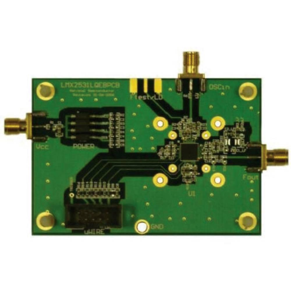 Razvojna plošča Texas Instruments LMX25311226EVAL/NOPB