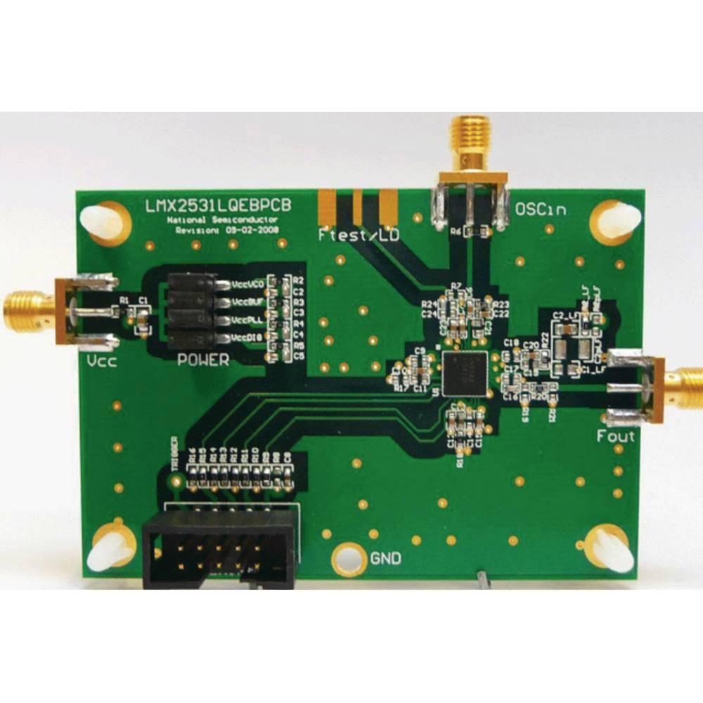 Razvojna plošča Texas Instruments LMX25312820EVAL/NOPB