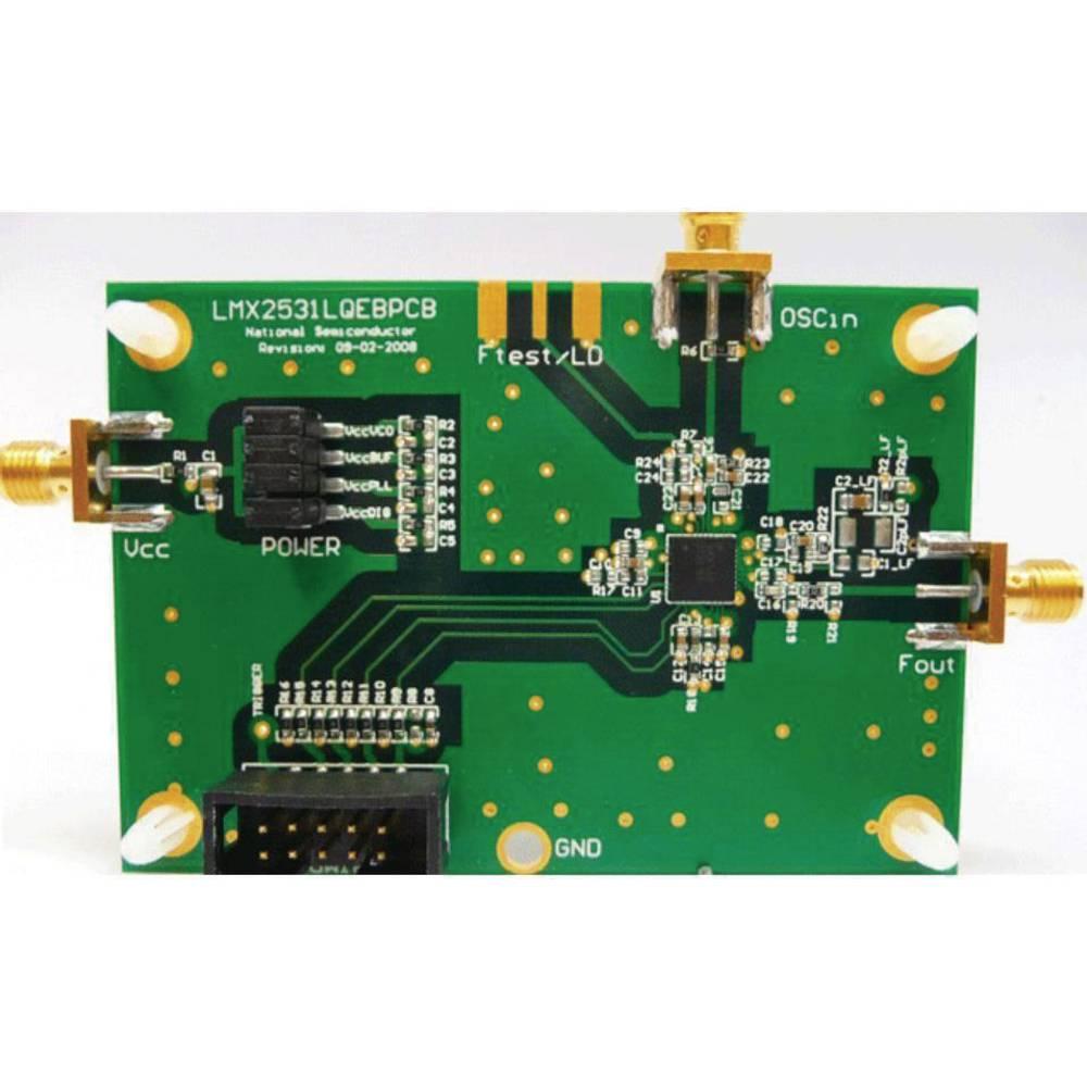 Razvojna plošča Texas Instruments LMX25313010EVAL/NOPB