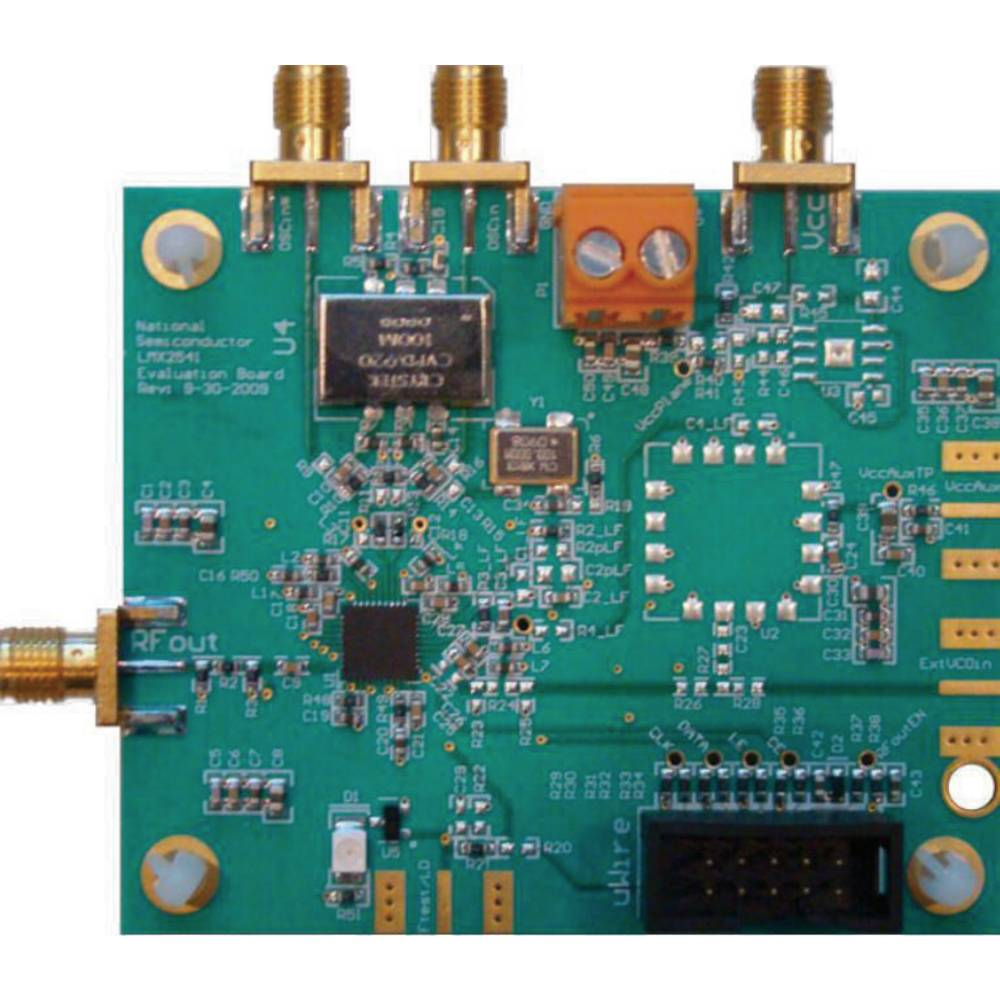 Razvojna plošča Texas Instruments LMX25412690EVAL/NOPB