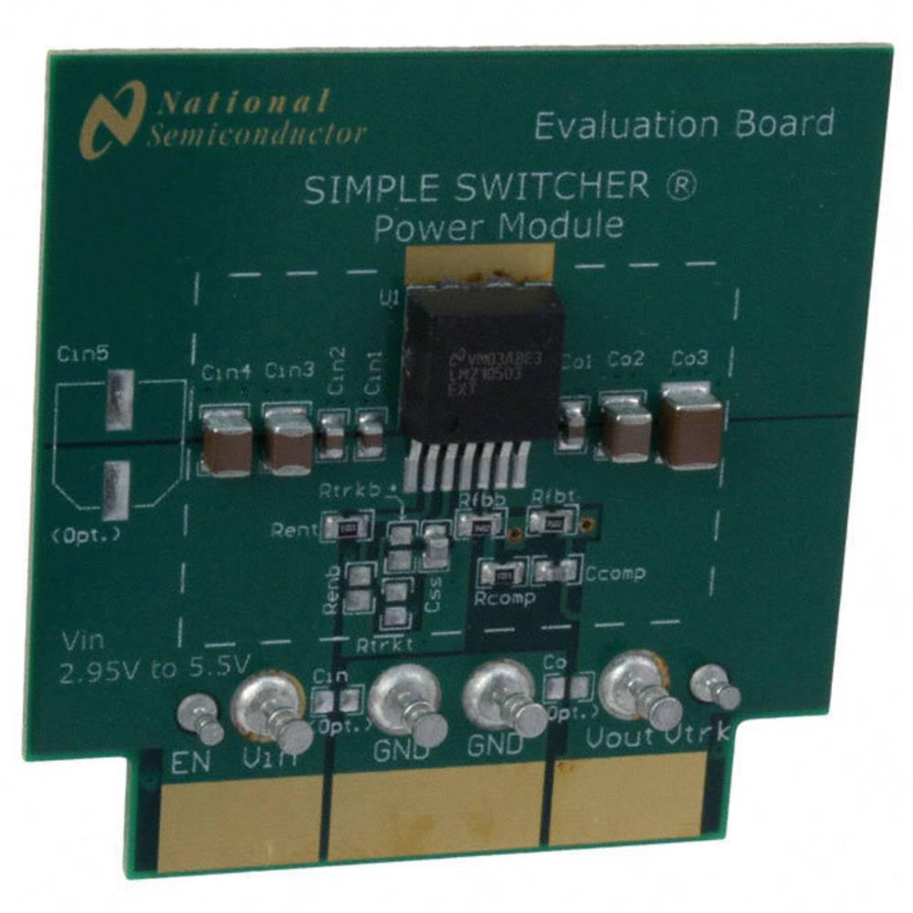 Razvojna plošča Texas Instruments LMZ10503EXTEVAL/NOPB