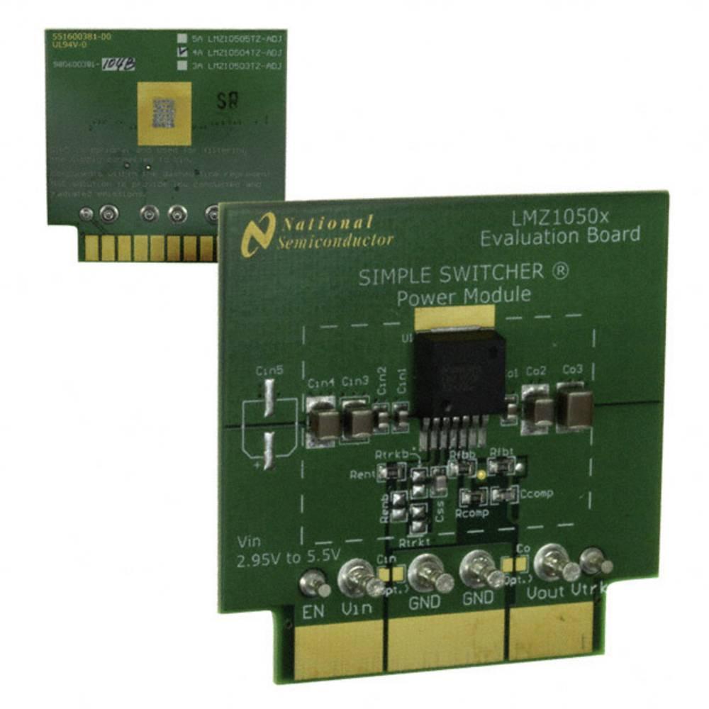 Razvojna plošča Texas Instruments LMZ10504EVAL/NOPB