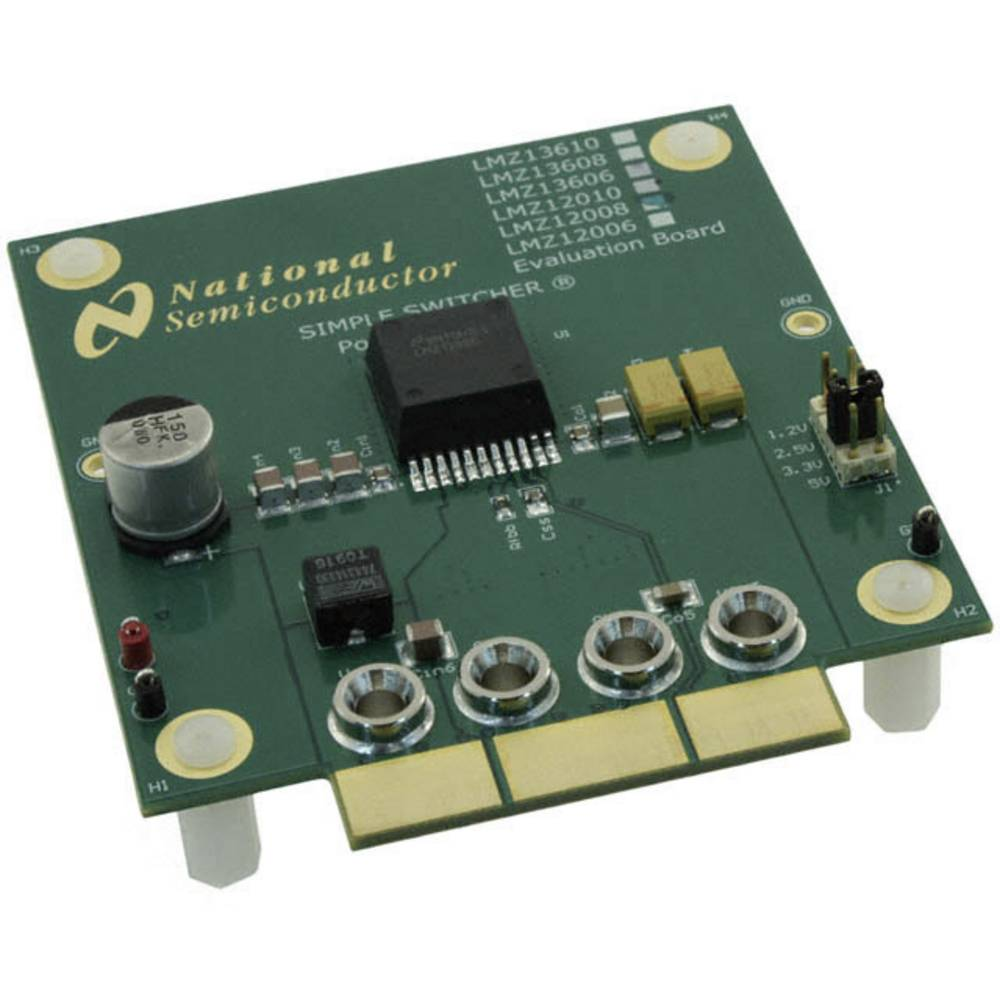 Razvojna plošča Texas Instruments LMZ12008EVAL/NOPB