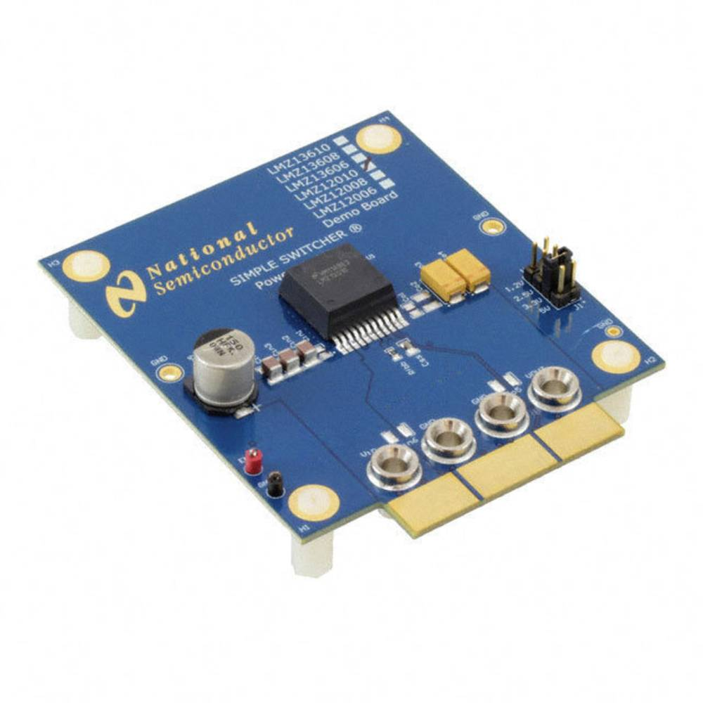 Razvojna plošča Texas Instruments LMZ12010DEMO/NOPB