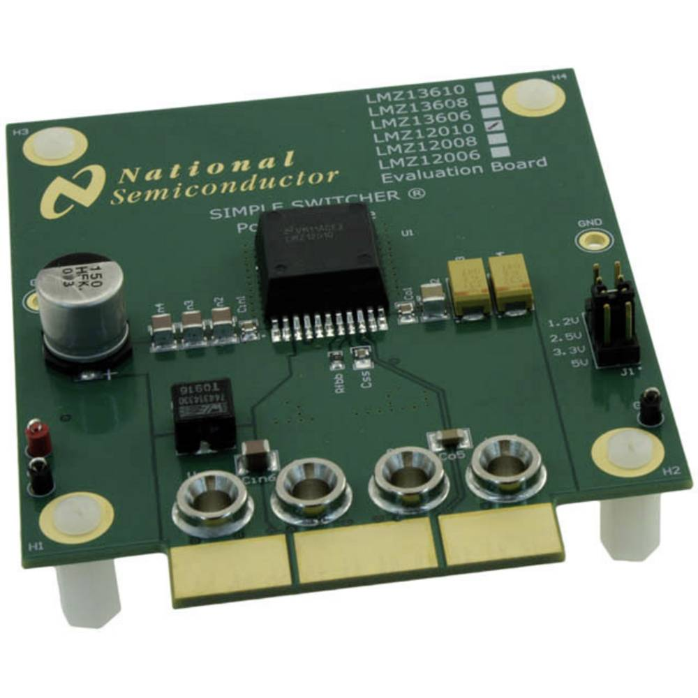 Razvojna plošča Texas Instruments LMZ12010EVAL/NOPB