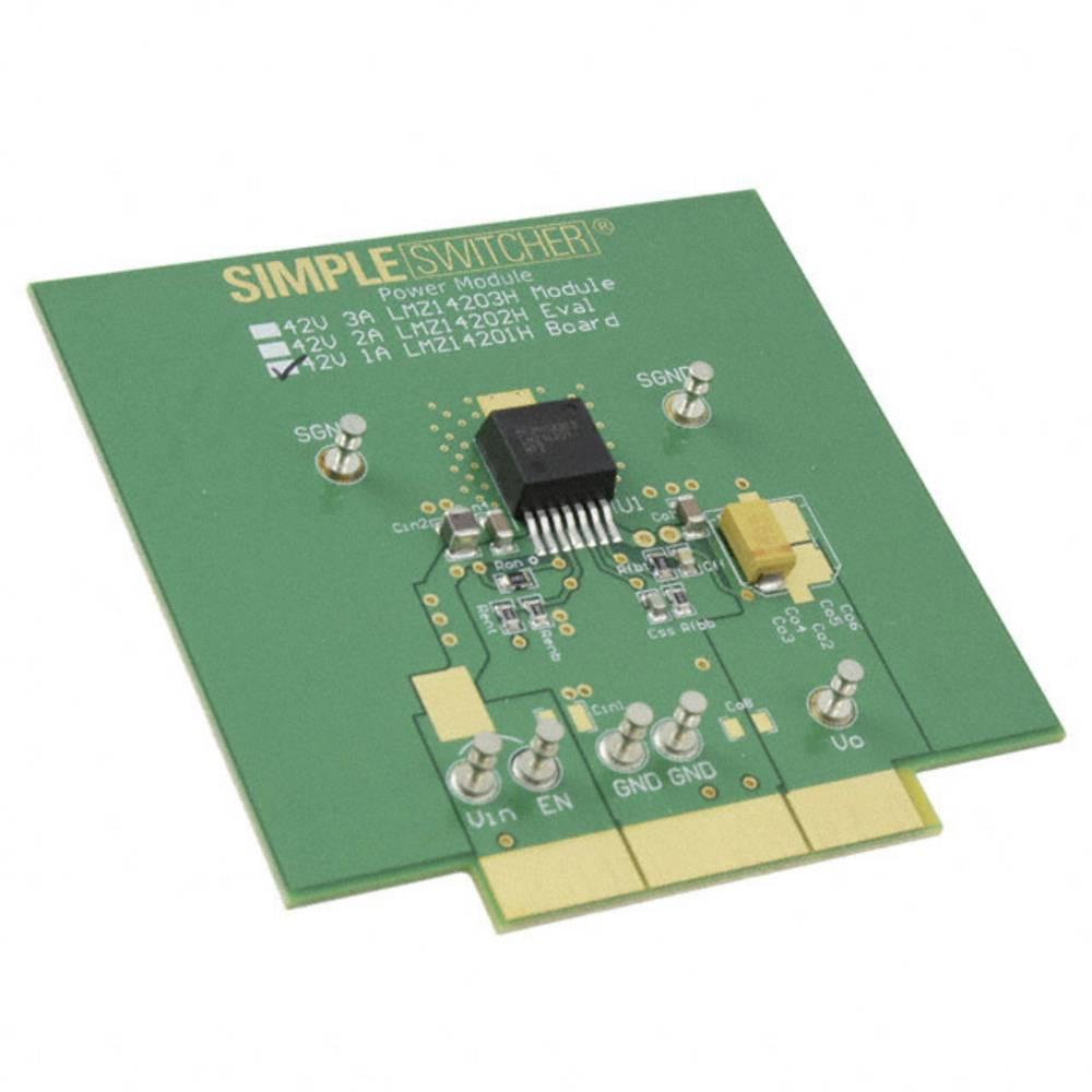 Razvojna plošča Texas Instruments LMZ14201HEVAL/NOPB