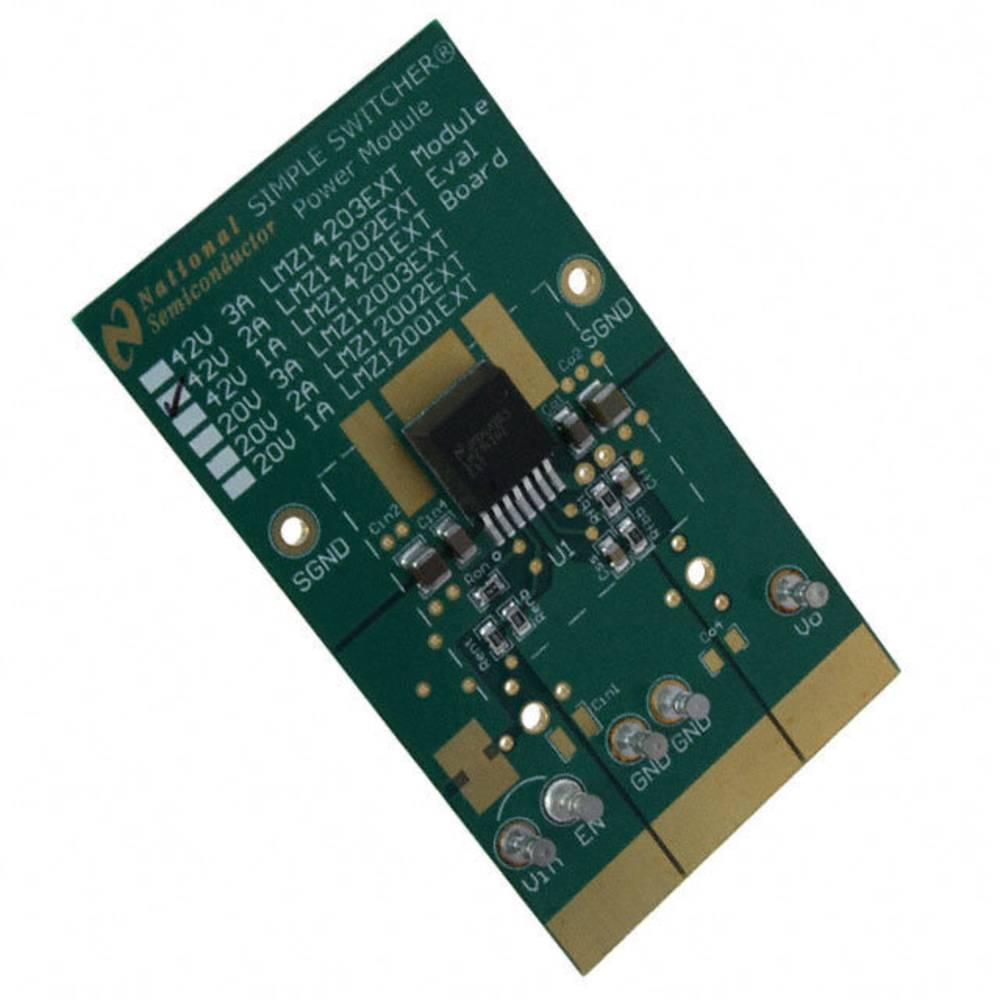 Razvojna plošča Texas Instruments LMZ14202EXTEVAL/NOPB