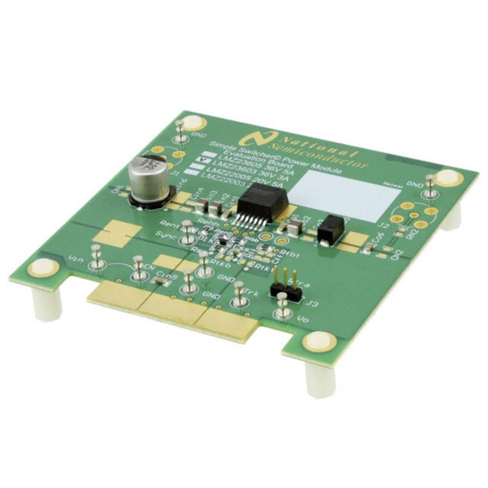 Razvojna plošča Texas Instruments LMZ23603EVAL/NOPB