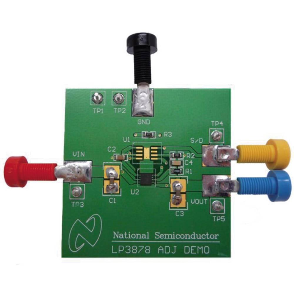Razvojna plošča Texas Instruments LP3878-ADJEVAL/NOPB