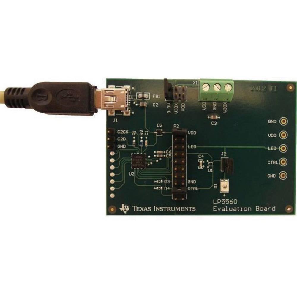 Razvojna plošča Texas Instruments LP5560EVM/NOPB