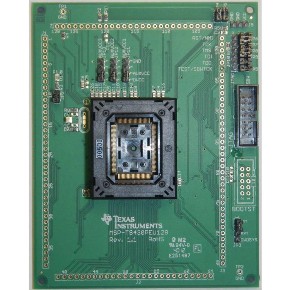 Razvojna plošča Texas Instruments MSP-TS430PEU128