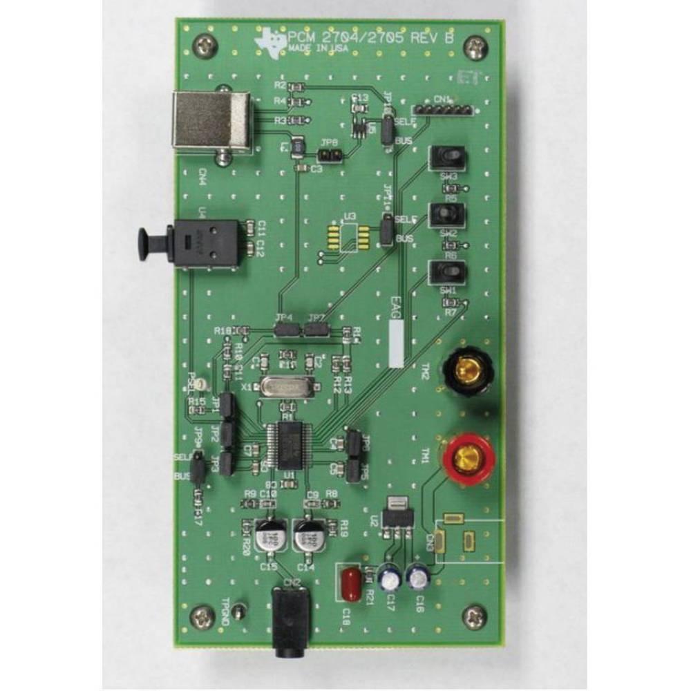 Razvojna plošča Texas Instruments PCM2705EVM-U