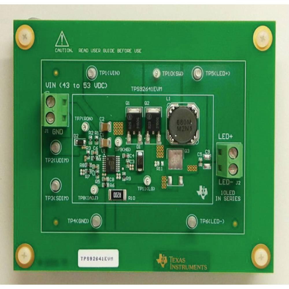 Razvojna plošča Texas Instruments TPS92641EVM