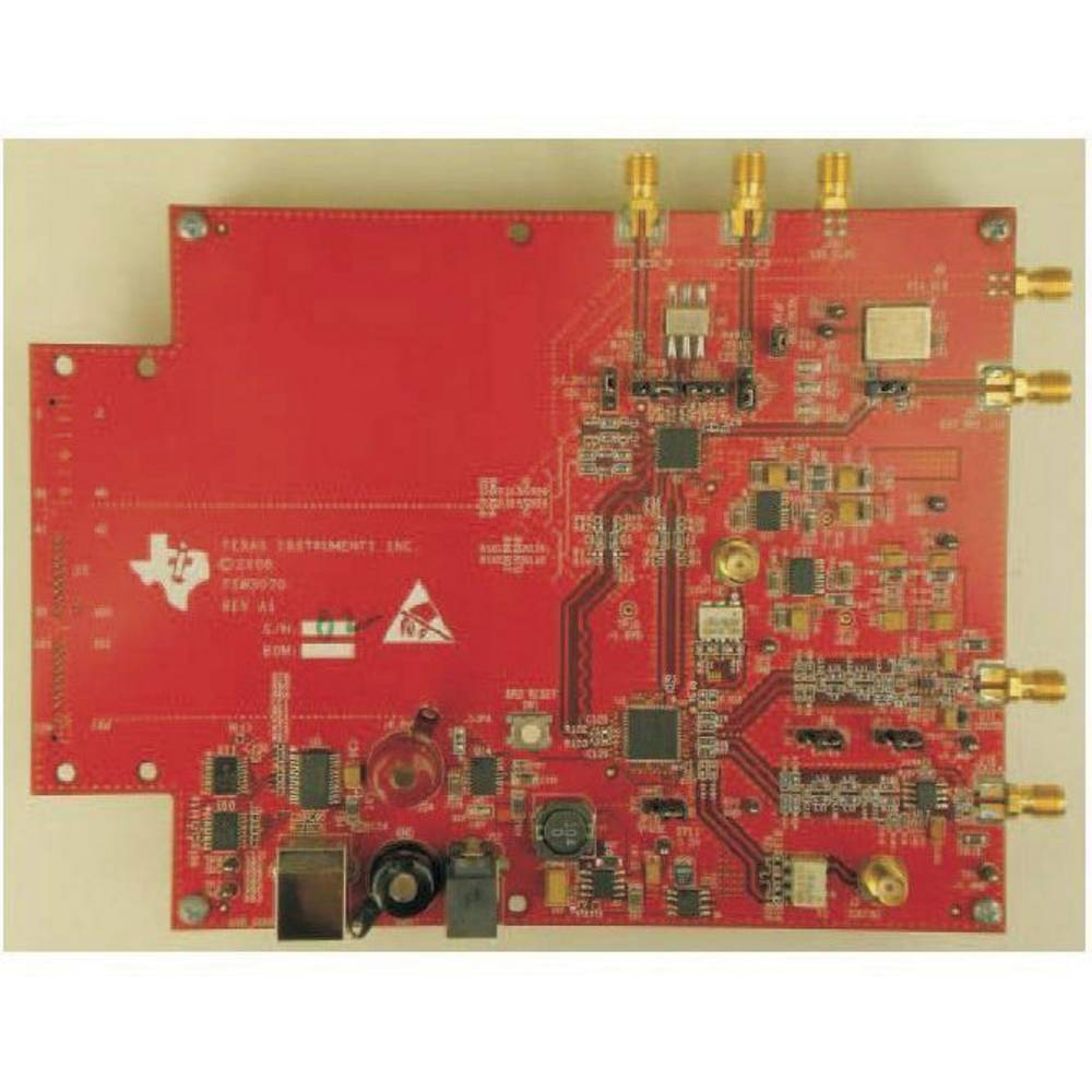 Razvojna plošča Texas Instruments TSW3070EVM