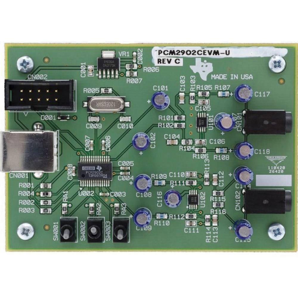 Razvojna plošča Texas Instruments PCM2902CEVM-U