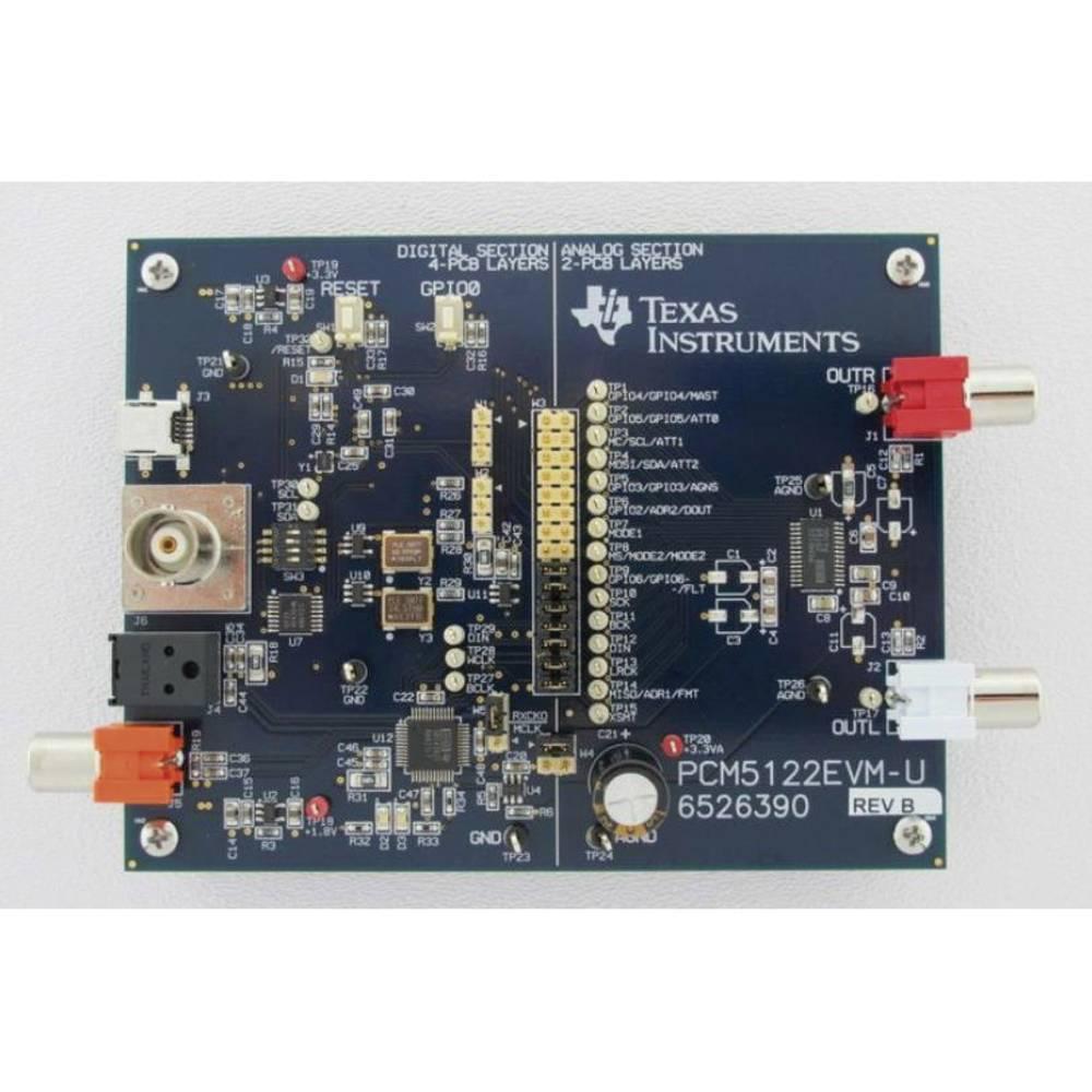 Razvojna plošča Texas Instruments PCM5122EVM-U