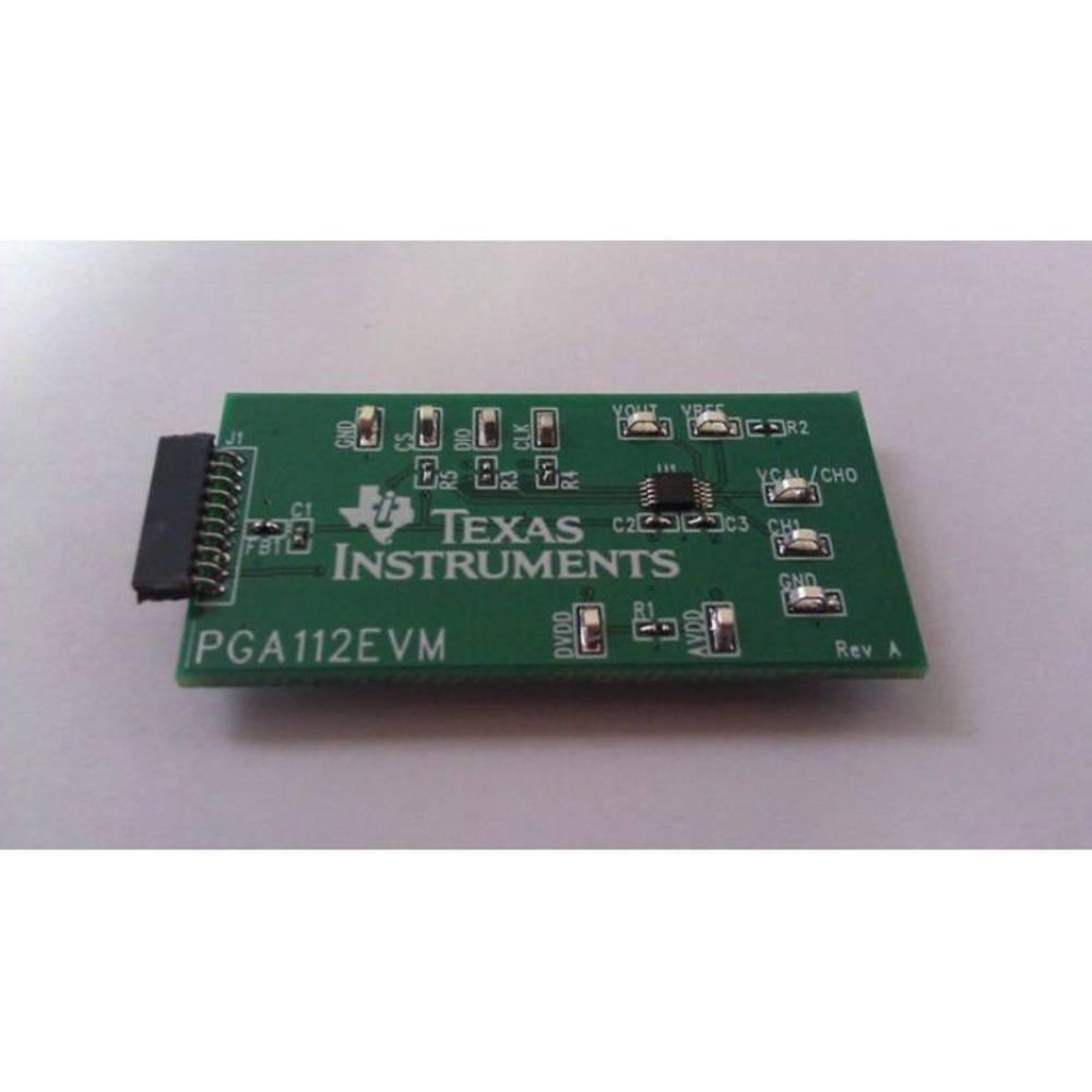 Razvojna plošča Texas Instruments PGA112EVM-B