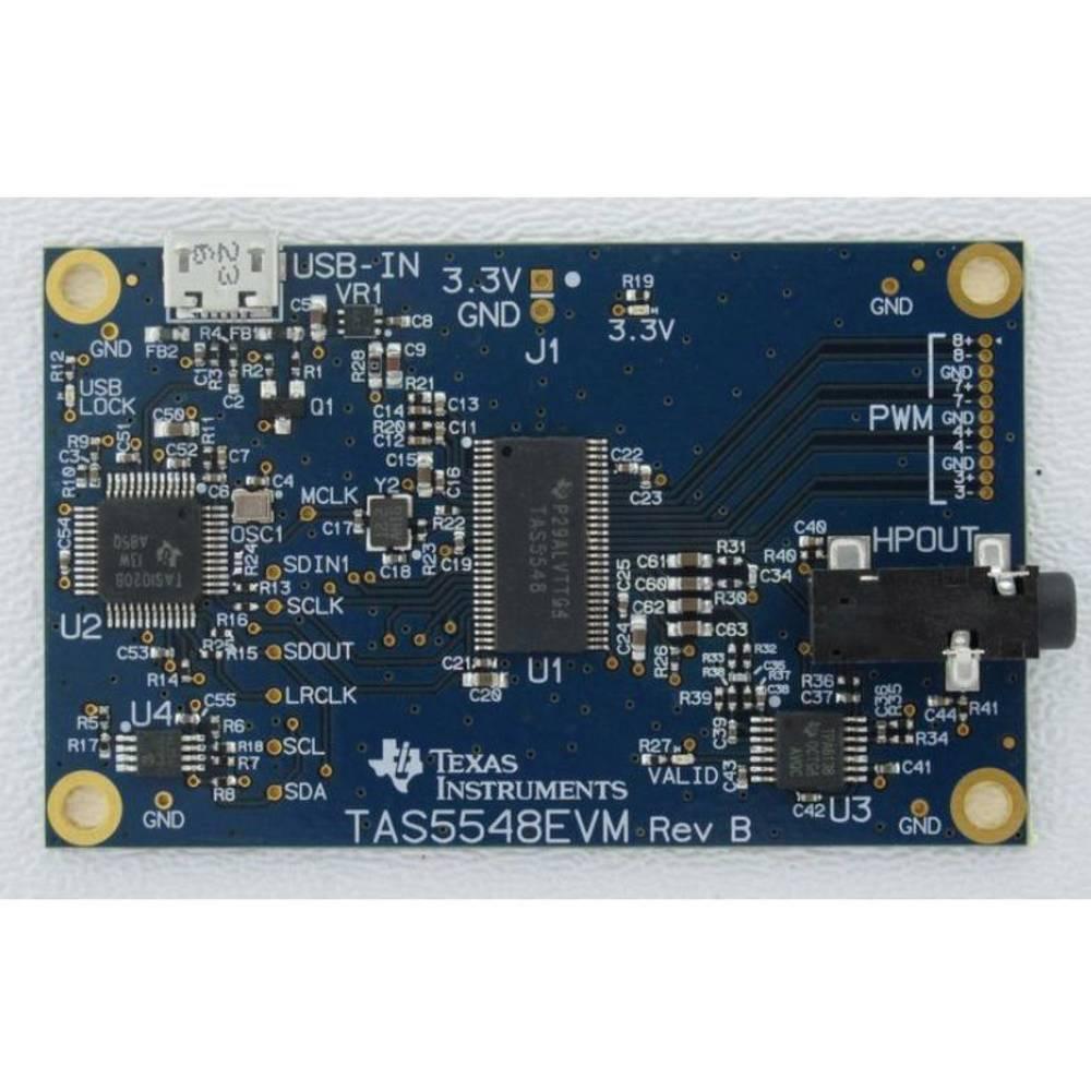 Razvojna plošča Texas Instruments TAS5548EVM