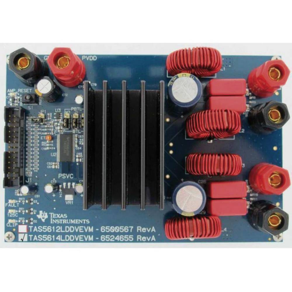 Razvojna plošča Texas Instruments TAS5614LADDVEVM