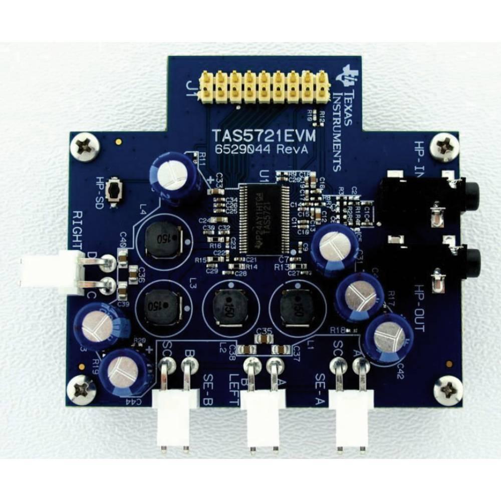 Razvojna plošča Texas Instruments TAS5721EVM
