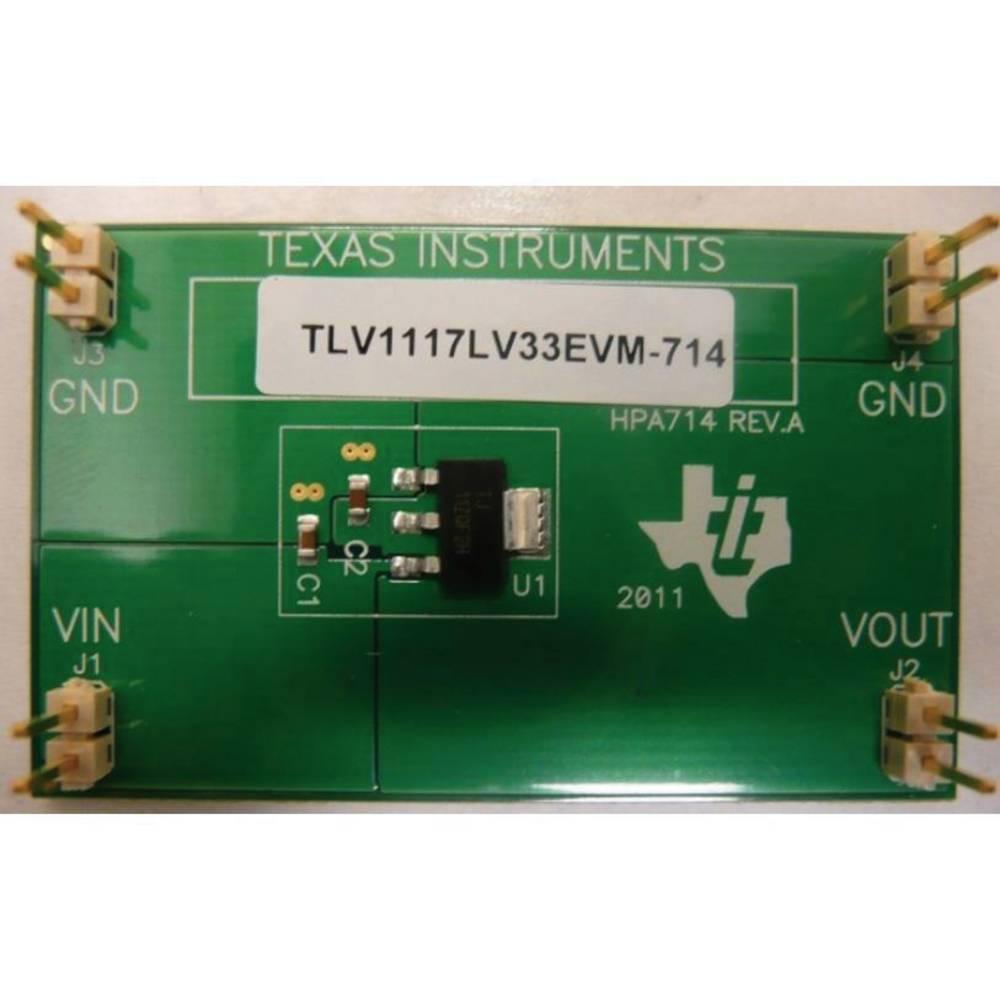 Razvojna plošča Texas Instruments TLV1117LV33EVM-714