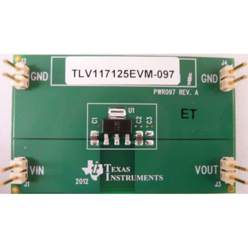 Razvojna plošča Texas Instruments TLV117125EVM-097
