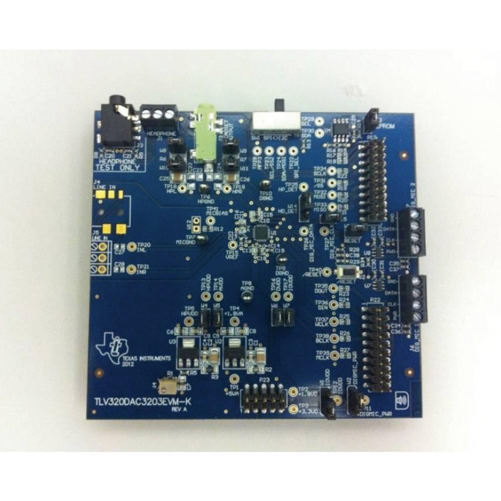 Razvojna plošča Texas Instruments TLV320DAC3203EVM-K