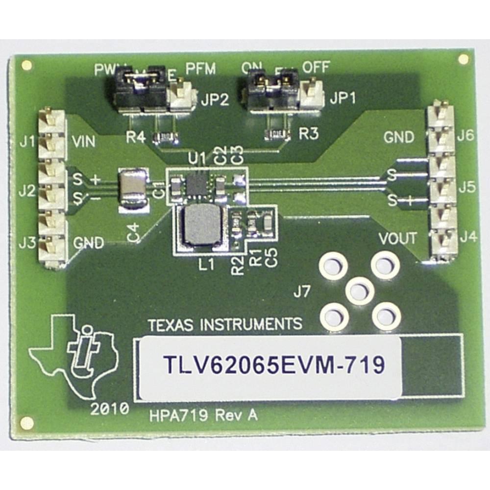 Razvojna plošča Texas Instruments TLV62065EVM-719
