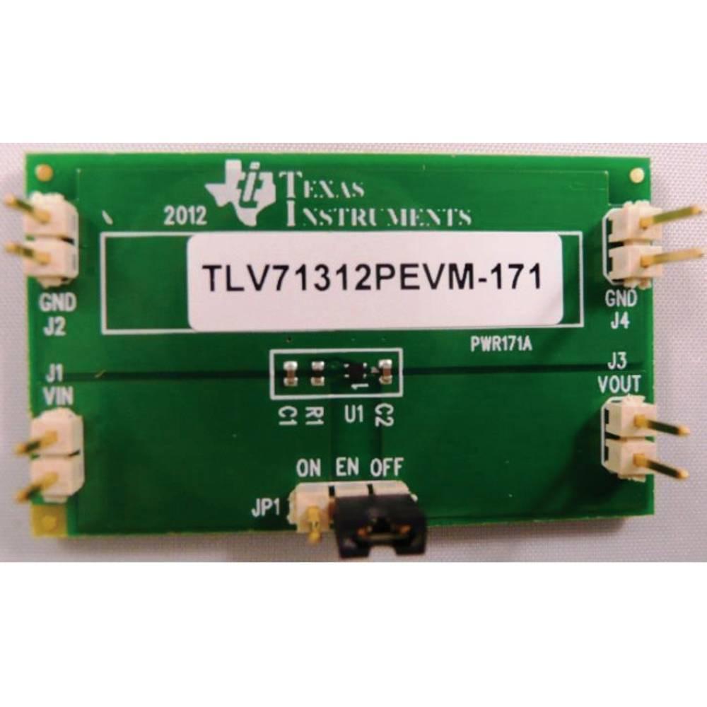 Razvojna plošča Texas Instruments TLV71312PEVM-171
