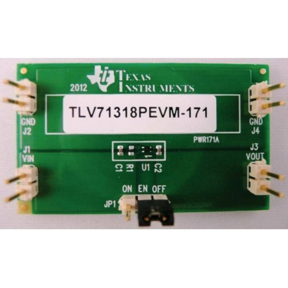 Razvojna plošča Texas Instruments TLV71318PEVM-171