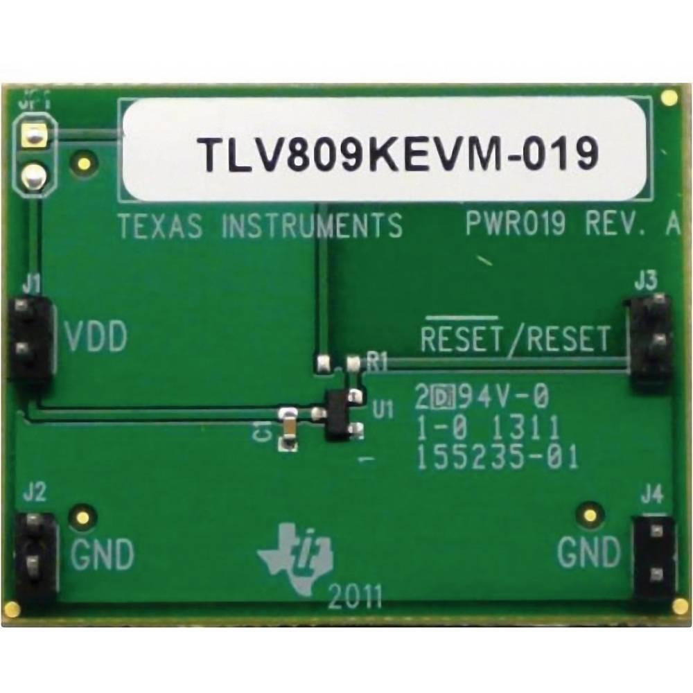 Razvojna plošča Texas Instruments TLV809KEVM-019