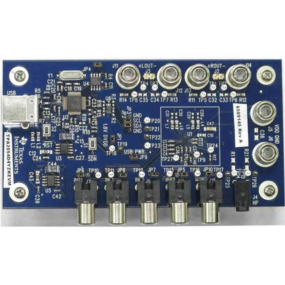 Razvojna plošča Texas Instruments TPA2054D4YZKEVM