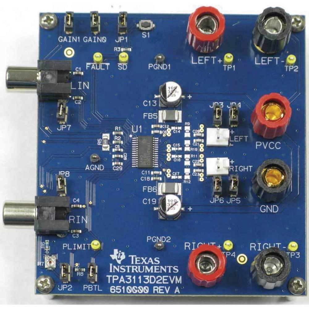Razvojna plošča Texas Instruments TPA3113D2EVM