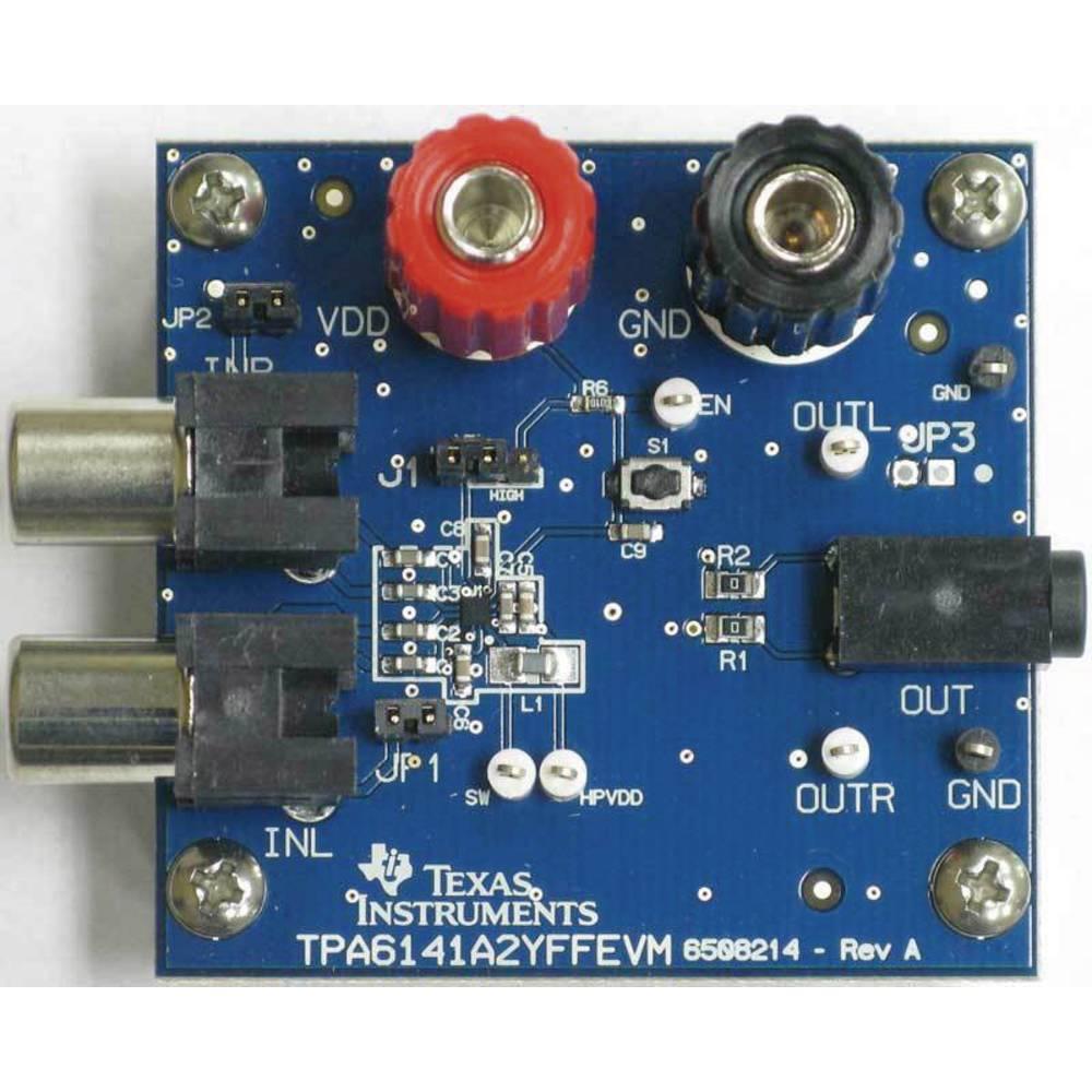 Razvojna plošča Texas Instruments TPA6141A2YFFEVM