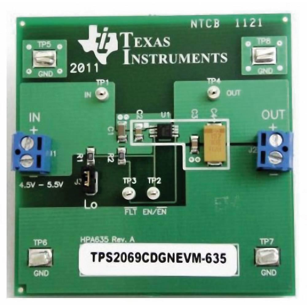 Razvojna plošča Texas Instruments TPS2069CDGNEVM-635