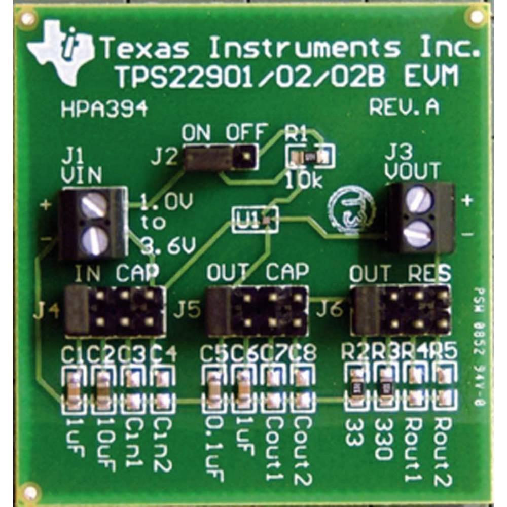 Razvojna plošča Texas Instruments TPS22901EVM