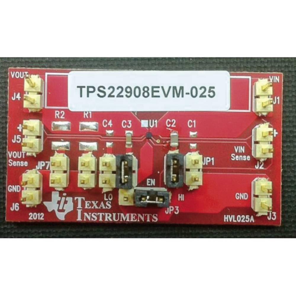 Razvojna plošča Texas Instruments TPS22907EVM-025