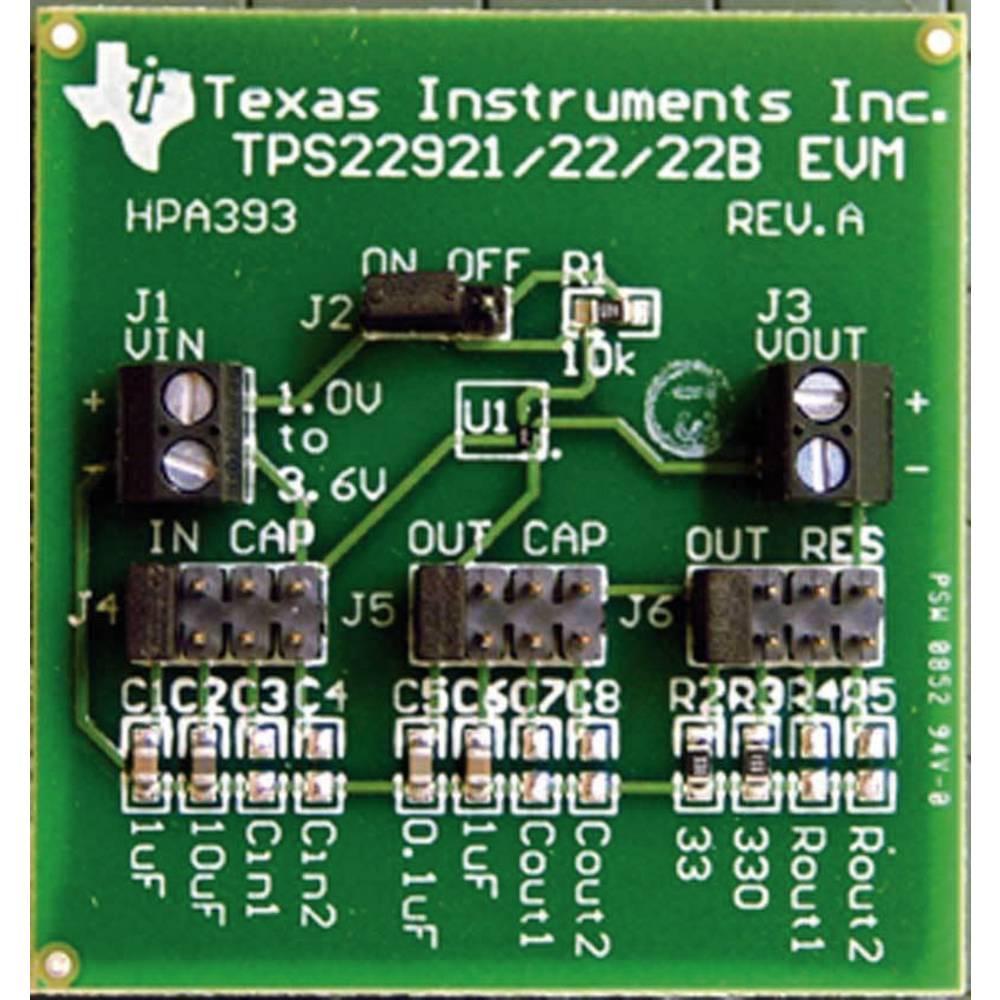 Razvojna plošča Texas Instruments TPS22921EVM